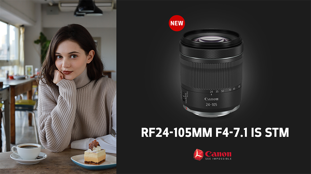 Canon RF 24-105mm f/4-7.1