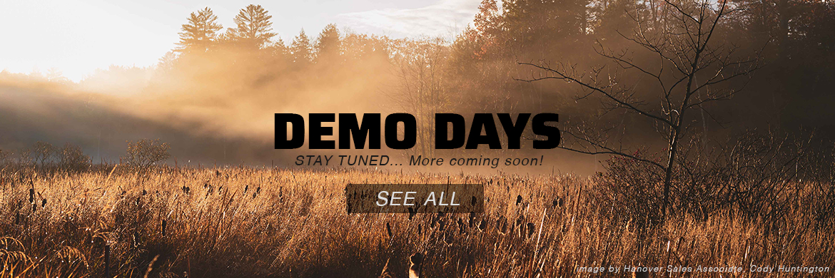 Hunt's Photo Demo Days