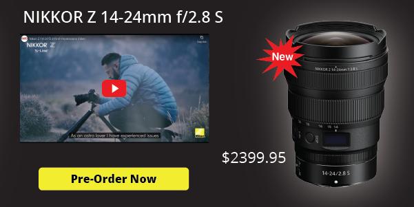 Nikon Announces New Lenses!