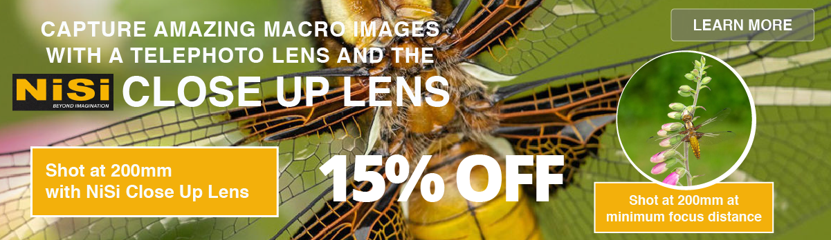 Nisi Close Up Lens Sale