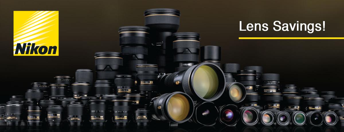 Nikon Savings!