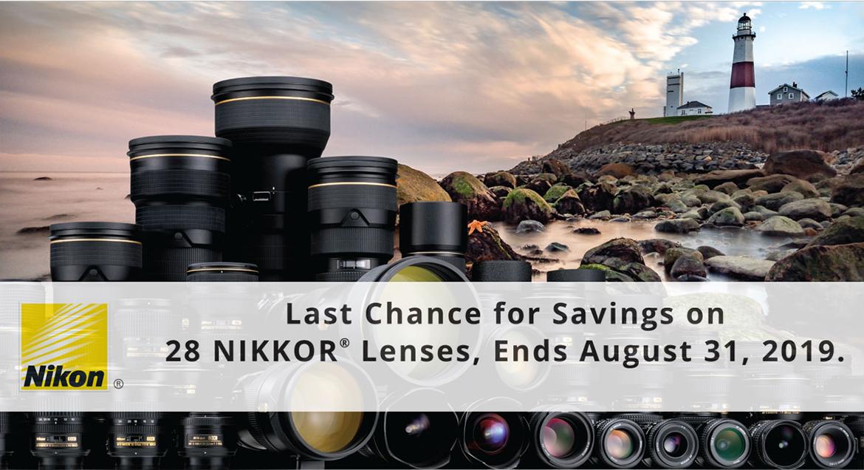 Nikon Sale Ending Soon!