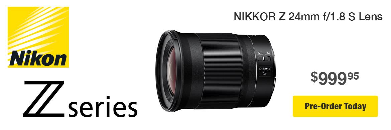 Nikon Z 24mm