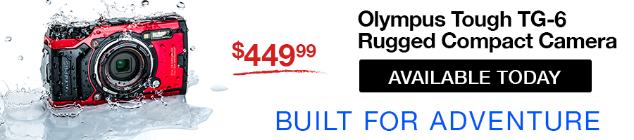 New Olympus TG-6!