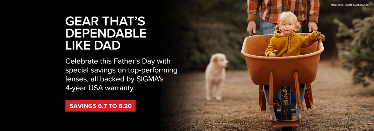 Sigma Father's Day