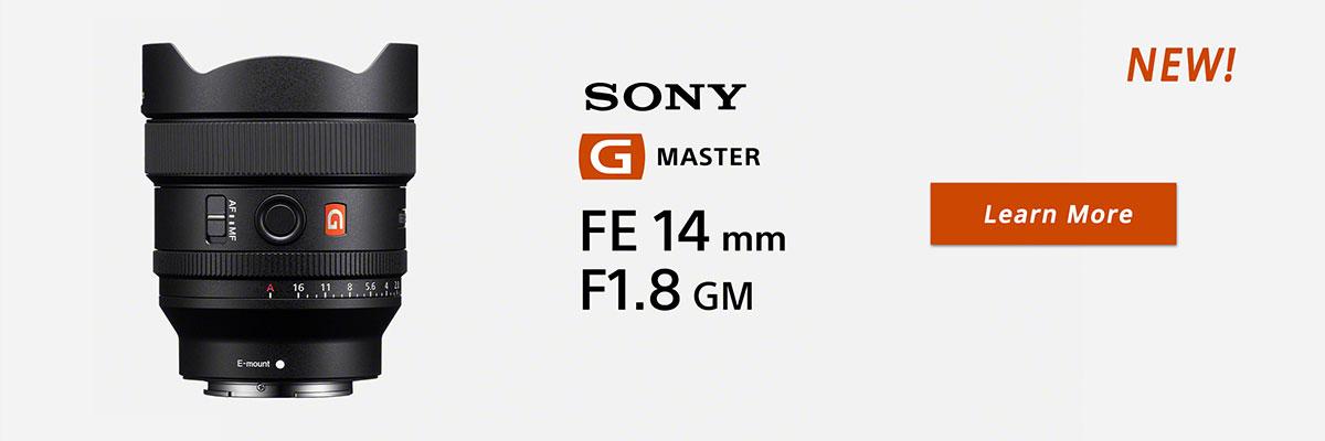 New Sony Lens!