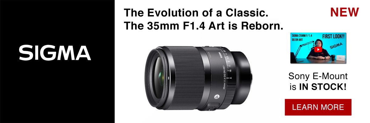 New from Sigma